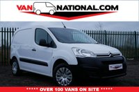 USED 2015 15 CITROEN BERLINGO 1.6 625 ENTERPRISE HDI 75 BHP (3 SEATS AIR CON READY TO GO)  * AIR CONDITIONING * DAB * BLUETOOTH * READY TO DRIVE AWAY TODAY *