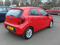 USED 2018 18 KIA PICANTO 1.2 2 5d 82 BHP BALANCE OF MANUFACTURERS SEVEN YEAR WARRANTY