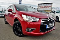 2012 CITROEN DS4 2.0 HDI DSTYLE 5DR 161 BHP £SOLD