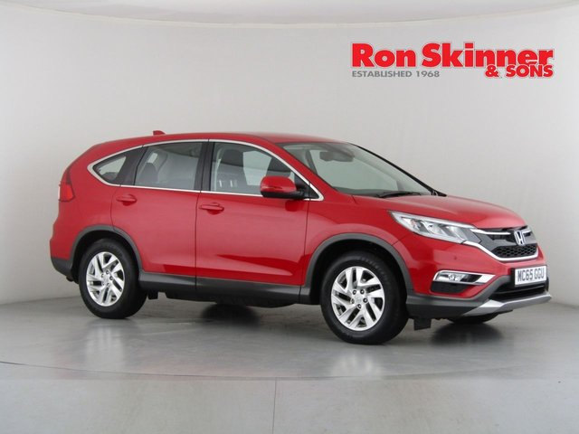 View our 2016 65 HONDA CR-V 1.6 I-DTEC SE 5d 118 BHP