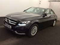 2014 MERCEDES-BENZ C CLASS 2.1 C220 BLUETEC SE EXECUTIVE 4d AUTO 170 BHP £13990.00
