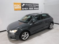 USED 2017 66 AUDI A1 1.6 SPORTBACK TDI SPORT 5d 114 BHP # BUY FOR ONLY 34 A W/K FINANCE