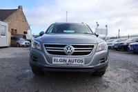 USED 2010 10 VOLKSWAGEN TIGUAN Escape 4 Motion 2.0 TDI Auto 5dr ( 140 bhp ) One Previous Owner Super Spec 4 Motion Volkswagen Service History Low Mileage Example