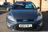 USED 2013 63 FORD MONDEO ZETEC TDCI 140 2.0 TDCI 140 ZETEC BUSINESS EDITION 5DR