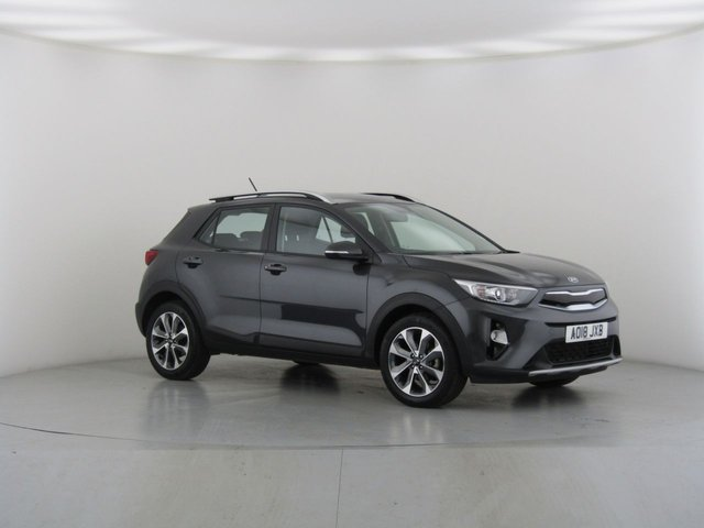 View our 2018 18 KIA STONIC 1.4 2 ISG 5d 98 BHP