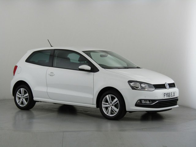 View our 2016 66 VOLKSWAGEN POLO 1.0 MATCH 3d 60 BHP