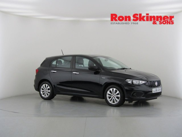 View our 2016 66 FIAT TIPO 1.4 EASY 5d 94 BHP