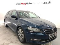 USED 2016 16 SKODA SUPERB 1.6 SE BUSINESS TDI GREENLINE 5d 118 BHP