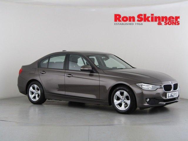View our 2012 62 BMW 3 SERIES 2.0 320D EFFICIENTDYNAMICS 4d 161 BHP