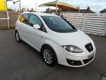 2010 SEAT ALTEA 1.6 SE DSG CR TDI 5d AUTO 103 BHP £5495.00