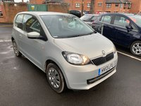 USED 2013 13 SKODA CITIGO 1.0 SE 12V 3d AUTO 59 BHP CHEAP TO RUN AUTOMATIC WITH LOW CO2 EMISSIONS, £20 ROAD TAX, EXCELLENT FUEL ECONOMY AND LOW INSURANCE!  EXCELLENT SPECIFICATION INCLUDING AIR CONDITIONING, AUXILLIARY INPUT, USB CONNECTION AND ONLY 14212 MILES FROM NEW!