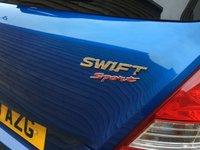 USED 2013 13 SUZUKI SWIFT 1.6 SPORT 3d 134 BHP