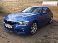 2013 BMW 3 SERIES 2.0 318D M SPORT 4d 141 BHP £11999.00