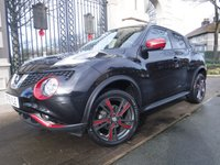 USED 2016 16 NISSAN JUKE 1.5 TEKNA DCI 5d 110 BHP ****FINANCE ARRANGED****PART EXCHANGE WELCOME***1OWNER FROM NEW* FULL SH* SAT/NAV*£20TAX* BLUETOOTH* CRUISE*DAB RADIO