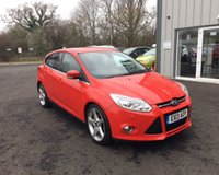 USED 2013 13 FORD FOCUS 2.0 TDCI TITANIUM X NAVIGATOR 163 BHP THIS VEHICLE IS AT SITE 1 - TO VIEW CALL US ON 01903 892224