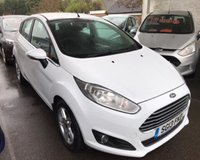 USED 2013 13 FORD FIESTA 1.25 ZETEC THIS VEHICLE IS AT SITE 1 - TO VIEW CALL US ON 01903 892224