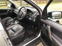 USED 2007 57 LAND ROVER FREELANDER 2.2 TD4 HSE 5d AUTO 159 BHP