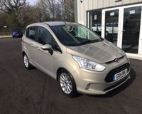 USED 2014 14 FORD B-MAX 1.6 TITANIUM AUTOMATIC THIS VEHICLE IS AT SITE 1 - TO VIEW CALL US ON 01903 892224