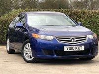 2010 HONDA ACCORD 2.2 I-DTEC ES 4d AUTO 148 BHP £5500.00