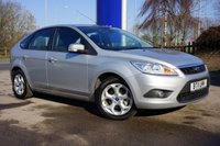 2011 FORD FOCUS 1.6 SPORT 5d AUTO 99 BHP £6000.00