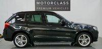 USED 2013 55 BMW X3 2.0 XDRIVE20D M SPORT 5d 181 BHP