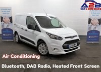 USED 2015 65 FORD TRANSIT CONNECT  TREND, 1.6, 3 Seats, LOW MILEAGE, Twin Sliding Doors, Air Conditioning, Bluetooth, Rear Parking Sensors, DAB Radio **Drive Away Today** Over The Phone Low Rate Finance Available, Just Call us on 01709 866668**