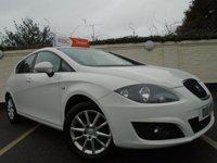2011 SEAT LEON 1.2 SE TSI 5d 103 BHP £5499.00