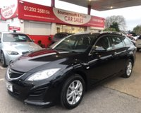 2012 MAZDA 6 2.0 TS 5d 155 BHP ESTATE 1 OWNER £4995.00