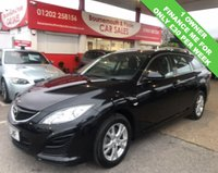 USED 2012 61 MAZDA 6 2.0 TS 5d 155 BHP ESTATE 1 OWNER
