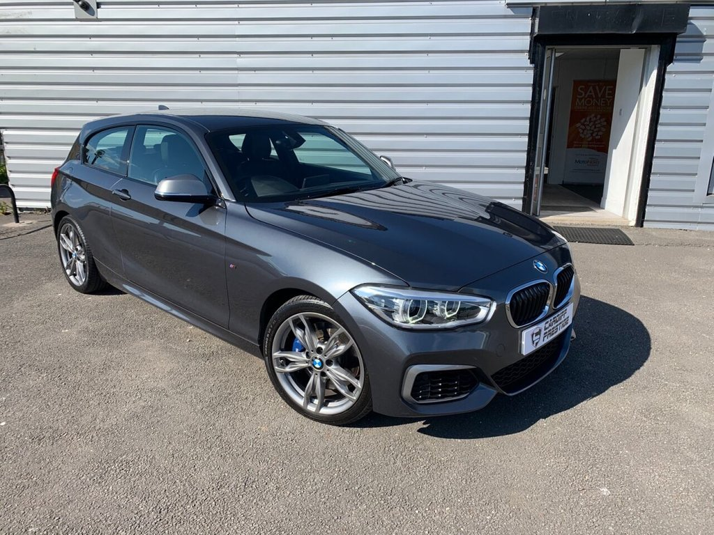 USED 2017 17 BMW 1 SERIES 3.0 M140I 3d AUTO 335 BHP £3500 worth of factory EXTRAS!