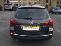 USED 2014 14 VAUXHALL ASTRA 2.0 ELITE CDTI S/S Estate 5d 163 BHP LOW MILEAGE & SERVICE HISTORY