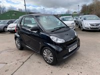 USED 2009 09 SMART FORTWO 1.0 PURE MHD 2d AUTO 71 BHP SERVICE HISTORY