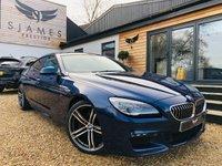 2016 BMW 6 SERIES 3.0 640D M SPORT GRAN COUPE 4d AUTO 309 BHP £22990.00