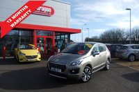USED 2015 65 PEUGEOT 3008 1.6 E-HDI ACTIVE 5d AUTO 115 BHP *****12 Months Warranty*****