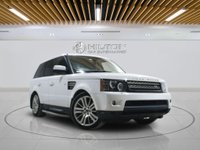 USED 2012 12 LAND ROVER RANGE ROVER SPORT 3.0 SDV6 HSE 5d AUTO 255 BHP Well-Looked After By Previous Owner With Full Service History - 0% DEPOSIT FINANCE AVAILABLE