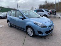 USED 2009 59 RENAULT GRAND SCENIC 1.6 EXPRESSION VVT 5d 109 BHP 2 LADY OWNERS