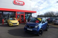 2016 SMART FORTWO 1.0 PASSION 2d AUTO 71 BHP £7195.00