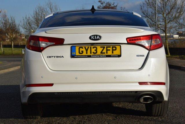 USED 2017 13 KIA OPTIMA 1.7 CRDI 3 4d AUTO 134 BHP