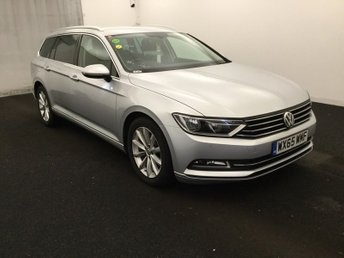 2015 VOLKSWAGEN PASSAT 2.0 SE BUSINESS TDI BLUEMOTION TECHNOLOGY 5d 148 BHP £10000.00