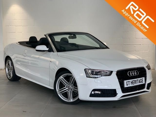 2013 13 AUDI A5 2.0 TDI S LINE SPECIAL ED [HTD SEATS][AIR SCARF]