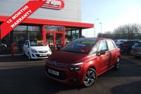 USED 2016 65 CITROEN C4 PICASSO 1.6 BLUEHDI EXCLUSIVE 5d 118 BHP *****12 Months Warranty*****