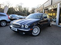 USED 2006 06 JAGUAR XJ 2.7 TDVI SOVEREIGN 4d AUTO 206 BHP