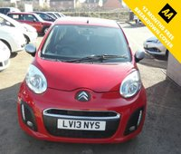 USED 2013 13 CITROEN C1 1.0 VTR PLUS 3d 67 BHP New reduced price - no offers