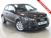 USED 2012 12 AUDI A1 1.4 TFSI SPORT 3d 122 BHP 16 Alloys/Air Con