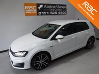 USED 2014 64 VOLKSWAGEN GOLF 2.0 GTD 5d 181 BHP # BUY FOR ONLY 40 A W/K FINANCE