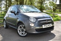 USED 2012 07 FIAT 500 1.2 LOUNGE 3d 69 BHP