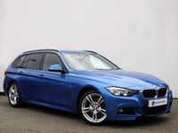 USED 2015 65 BMW 3 SERIES 3.0 330D M SPORT TOURING 5d AUTO 255 BHP Beautiful BMW 330d M Sport Touring with Full BMW Main Dealer Service History......
