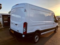 USED 2018 18 FORD TRANSIT 350 L3H2 Panel Van 130PS RWD 18 Plate T350 L3H2 130PSI, LOW Miles with Warranty Until May 2021!
