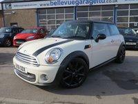 2011 MINI HATCH COOPER 1.6 COOPER D 3d 112 BHP £6995.00