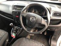 USED 2016 16 VAUXHALL COMBO VAN 2300 L1H1 CDTI 95PS 5 Seater Crew Van